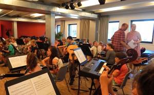 Orchesterprobe