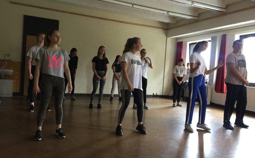 Let's Streetdance!