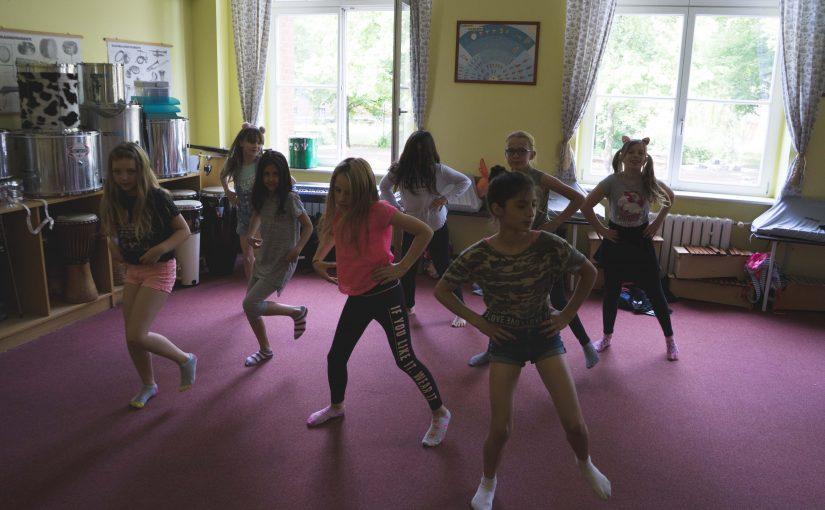 Kreativer Tanz